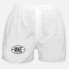 Montenegro Intl Oval Boxer Shorts