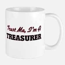 Trust me I'm a Treasurer Mugs