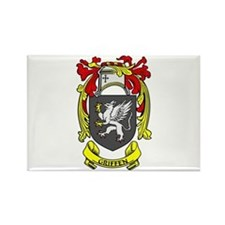 GRIFFEN Coat of Arms Rectangle Magnet