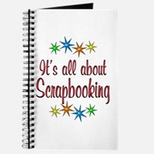 About Scrapbooking Journal