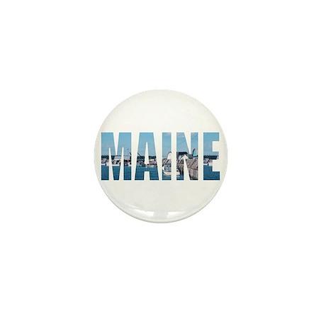 Maine Mini Button