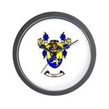 GRECO Coat of Arms Wall Clock