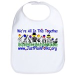 We're All In This Together Bib