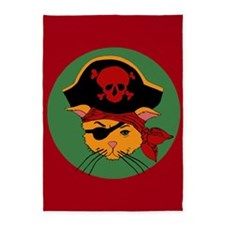 pirate queen 5'x7'Area Rug