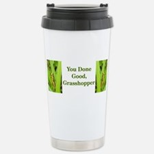 Cute Colorful insect Travel Mug