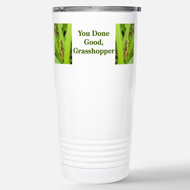 Cute Good job Travel Mug