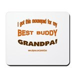 BEST BUDDY MOUSEPAD 1 Mousepad