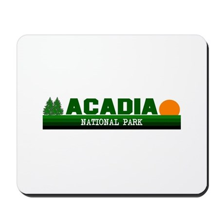 Acadia National Park Mousepad