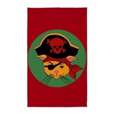 pirate queen 3'x5' Area Rug