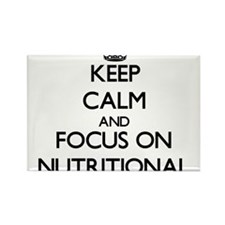 Keep Calm and focus on Nutritional Magnets