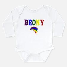Brony rainbow 329 Body Suit