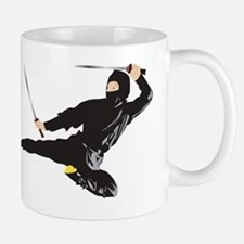 Unique Ninja warrior Mug
