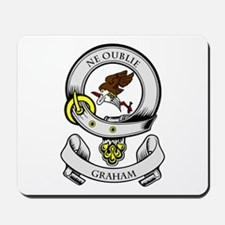 GRAHAM Coat of Arms Mousepad