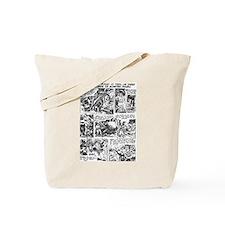 Cute Venus comics Tote Bag