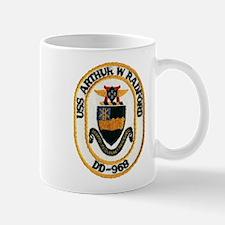 USS ARTHUR W. RADFORD Mug