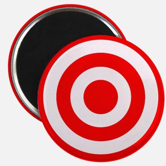 "Cute Targets 2.25"" Magnet (10 pack)"