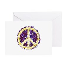 Flowers of Peace Greeting Cards (Pk of 10)