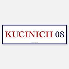 Kucinich for President Bumper Bumper Bumper Sticker