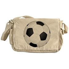 Soccer Ball Messenger Bag