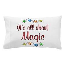 About Magic Pillow Case