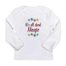 About Magic Long Sleeve Infant T-Shirt