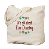 Line dance Canvas Bags