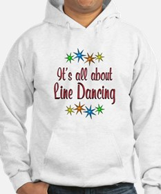 About Line Dancing Hoodie