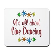 About Line Dancing Mousepad