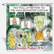 Rupert Of Oz Shower Curtain