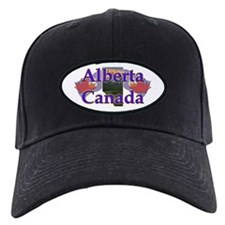 Alberta Baseball Hat