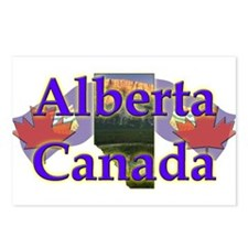Alberta Postcards (Package of 8)