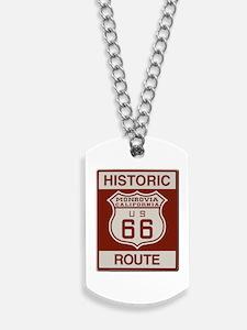 Monrovia Route 66 Dog Tags