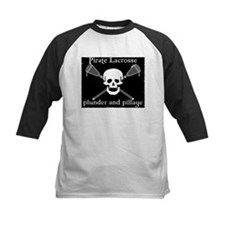 Lacrosse Pirate Tee