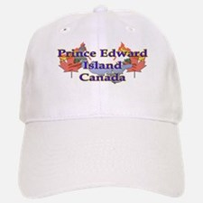 Prince Edward Island Baseball Baseball Cap