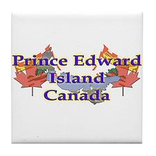 Prince Edward Island Tile Coaster