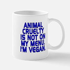 Animal cruelty - Mug