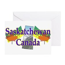 Saskatchewan Greeting Cards (Pk of 10)