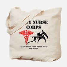 Navy Nurse Corps Reaper Tote Bag