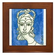 Goddess 7 Framed Tile