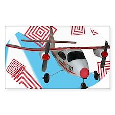 Modelplane Rectangle Decal