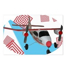 Modelplane Postcards (Package of 8)
