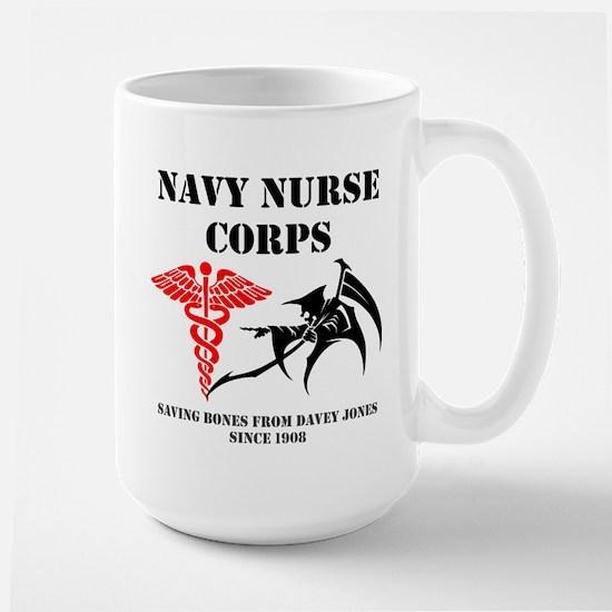 Navy Nurse Corps reaper Mugs