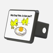 Holy Crap Pete Chick Egg C Hitch Cover