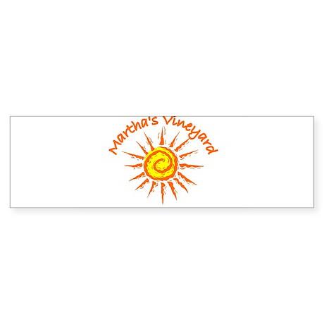 Martha's Vineyard Bumper Sticker