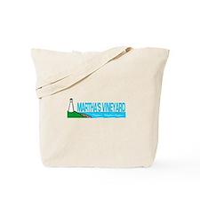 Martha's Vineyard Lighthouse Tote Bag