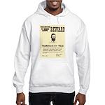 Wanted Pacho Villa Hooded Sweatshirt