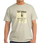 Wanted Pacho Villa Light T-Shirt