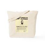 Wanted Pacho Villa Tote Bag