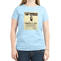 Wanted Pacho Villa T-Shirt