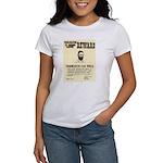 Wanted Pacho Villa Women's T-Shirt
